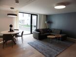 BELLA Real Estate ponúka na prenájom 3 izb. byt s terasou v novej vile na Slavíne