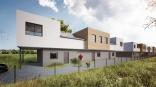 BELLA Real Estate ponúka na predaj novostavbu 4izb. rodinného domu v novej lokalite pri Hradskej ul.