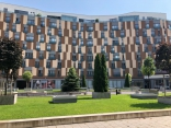 BELLA Real Estate ponúka na predaj obchodný priestor s parkovaním v novostavbe v Ružinove