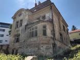 BELLA Real Estate ponúka na predaj historickú vilu na Palisádach
