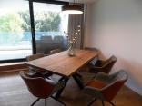 BELLA Real Estate ponúka na predaj veľkorysý  4izb. byt 174m2 + 152m2 terasa v novej vile na Slavíne
